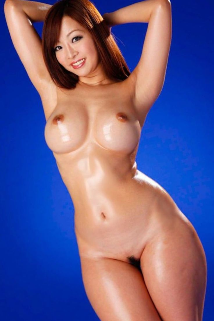 Hot nude asian woman-6115