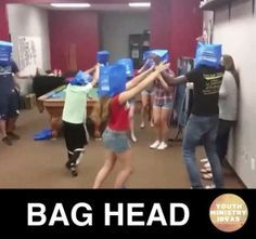 Bag Head Youth Game