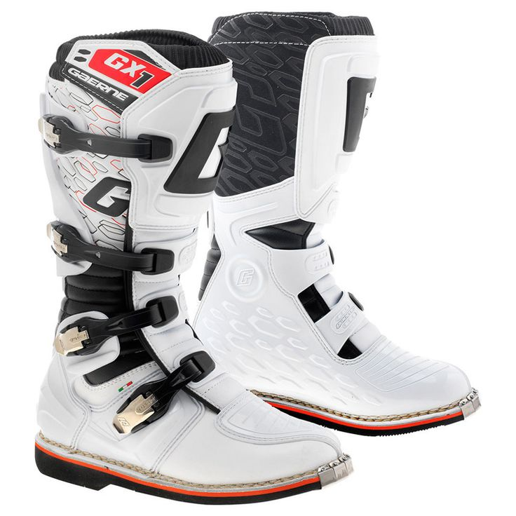 Gaerne GX-1 Boots (WHT)