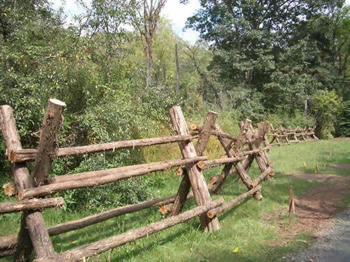 RusticWork: Rustic Fencing                                                                                                                                                                                 More