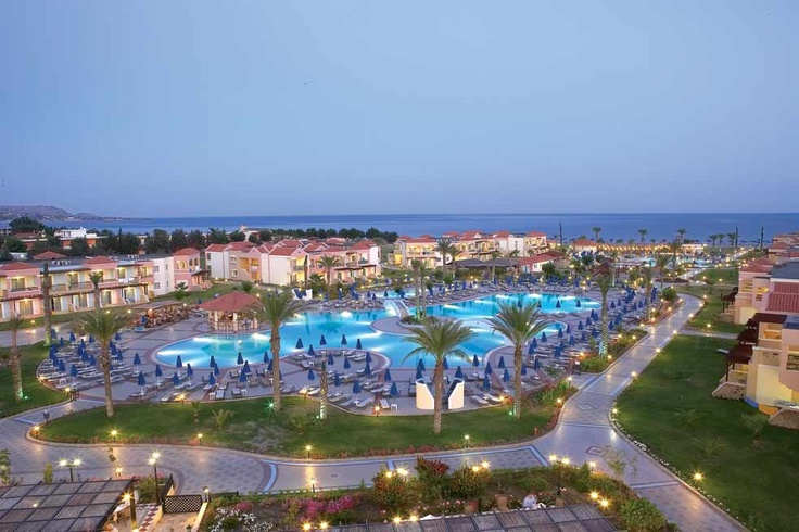 All-inclusive holidays in Rhodes, Lindos Princess Beach Hotel