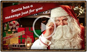 FREE Personalized Video From Santa on http://hunt4freebies.com