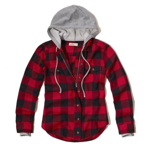how to wear checkered red shirt