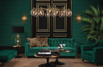 30+ Elegant Dark Living Room Paint Ideas