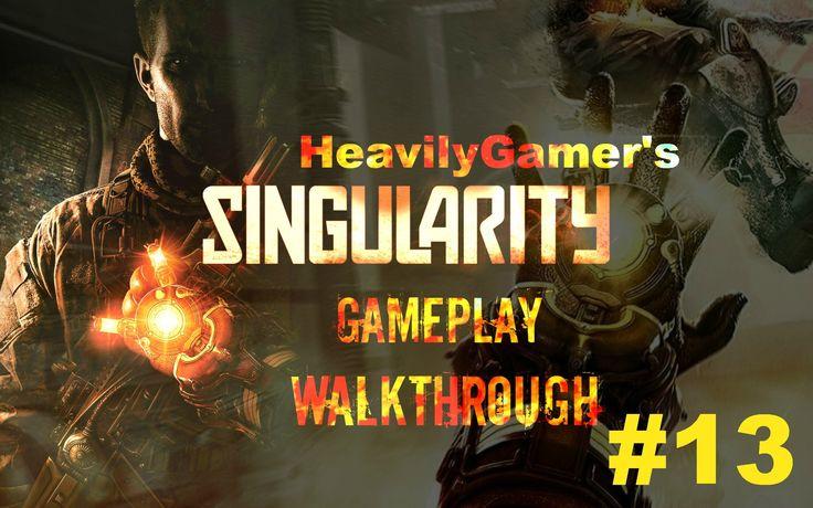Singularity  Gameplay Walkthrough Part 13:All Three Endings/Kill Demiche...