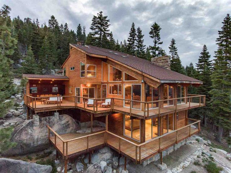 Luxury properties in the Lake Tahoe area are among the finest in the country. View properties from the Granger Group and cherish the outdoor splendor of the Lake Tahoe area. Find ski resorts, hiking trails and much more! Visit: http://www.grangergrouptahoe.com/neighborhoods/lake-tahoe-real-estate/