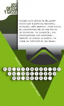 Se es membro da Universidade de Vigo podes solicitalo a través desta páxina http://www.biblioteca.uvigo.es/biblioteca_gl/servizos/coleccions/adquisicions/ Ortega y Gasset . En tiempos de la sociedad de masas. Taurus, 2013 - 6.99 €