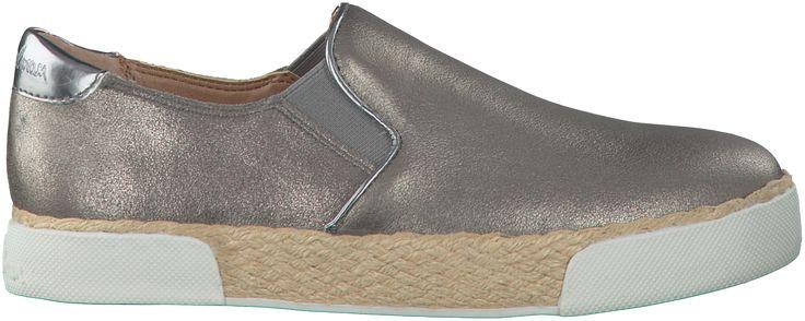 stijlvolle Gouden Sam Edelman Slip-on sneakers BANKS