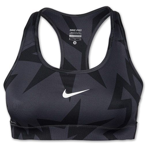Womens Nike Pro Bra Printed
