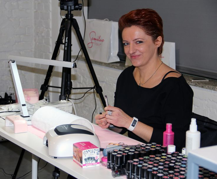 #semilac #nails #instructor #teacher #master #semilac #show