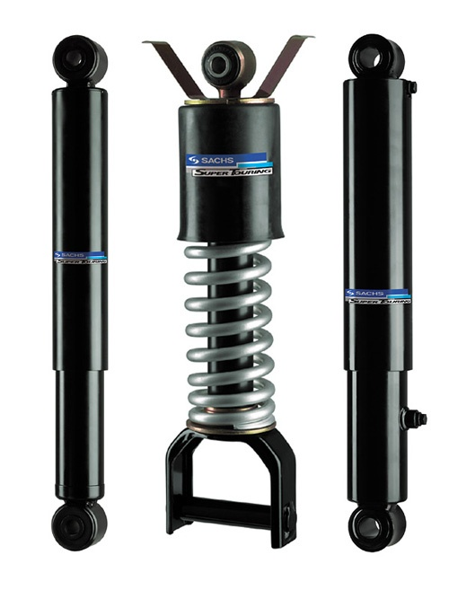 The SACHS Super Touring shock absorbers range is aimed at drivers who like to do their daily driving without problems and their holiday driving with ease – thus expecting high safety and comfort.   More details at:  http://beetle.cabriolets.online.fr/nucleus/index.php?itemid=2081