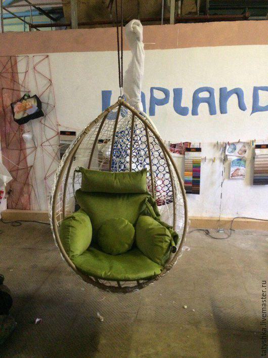 Мебель ручной работы. Заказать Подушка для подвесного кресла