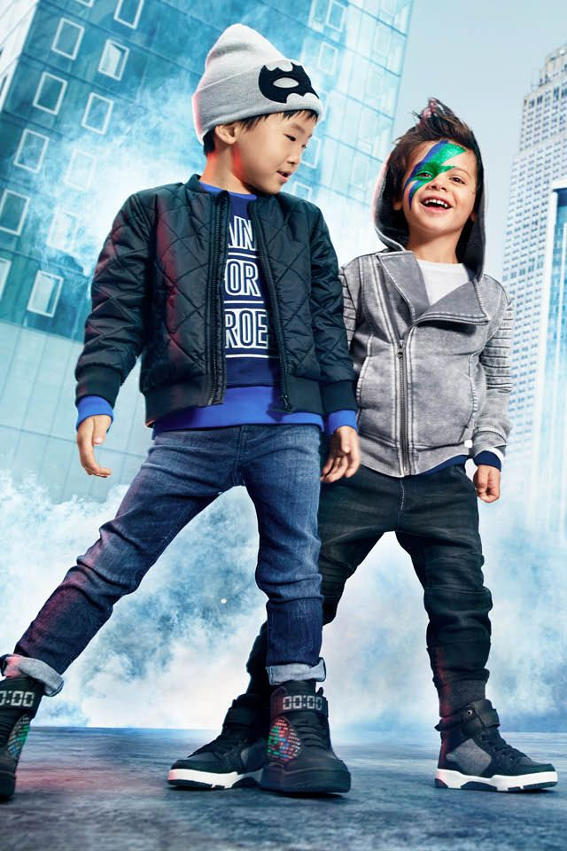 Denim & Heroes | H&M Kids