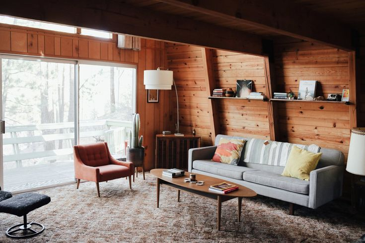 Retro Cabin Vibes in Big Bear, California — Local Wanderer