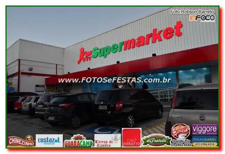 Inauguração Supermarket Maricá/RJ (07/08/2017)
