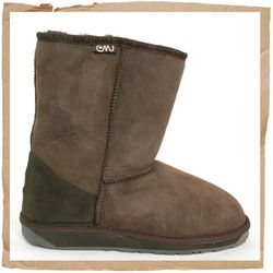 Emu Stinger Lo Chocolate Emu Stinger Lo Boot EMU Boots Are ONLY Made From 100% AUSTRALIAN Sheepskin Not Like Our Competitors That Mix Inferior Breeds From Other Countries. EMU Sheepskin Is A Border Lester / Merino Cross  http://www.comparestoreprices.co.uk/sports-shoes/emu-stinger-lo-chocolate.asp