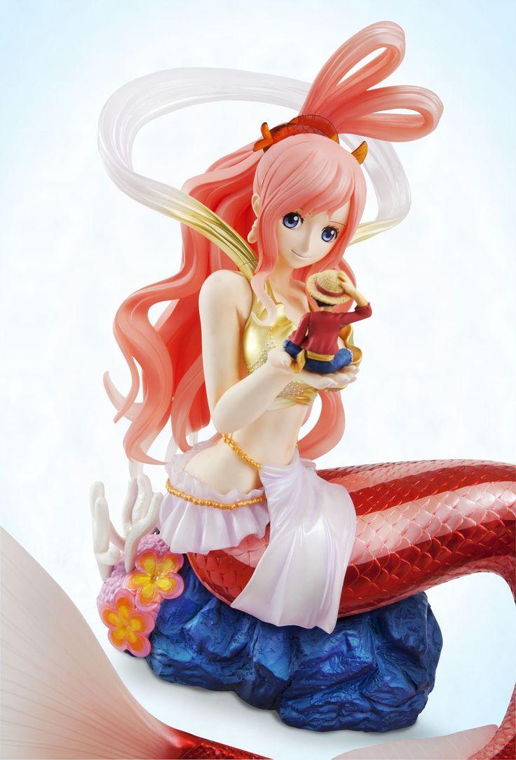 One Piece Portrait of Pirates Princess Shirahoshi Excellent Model PVC figurine: Amazon.fr: Jeux et Jouets