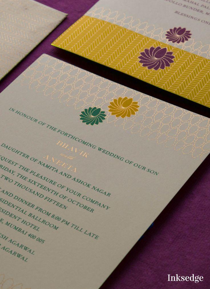 muslim wedding invitations mumbai%0A Have a blessed wedding with Tulsi