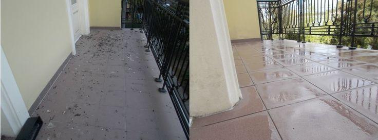 Sprzątanie balkonu z ptasich odchodów, tel 504-746-203, Wrocław. Czyszczeni strychów i poddaszy, dezynfekcja po ptakach. Usuwanie rzeczy zabrudzonych ptasimi odchodami. Sprzątanie po ptakach, gołębiach. Cena sprzątania do uzgodnienia. Wrocław.