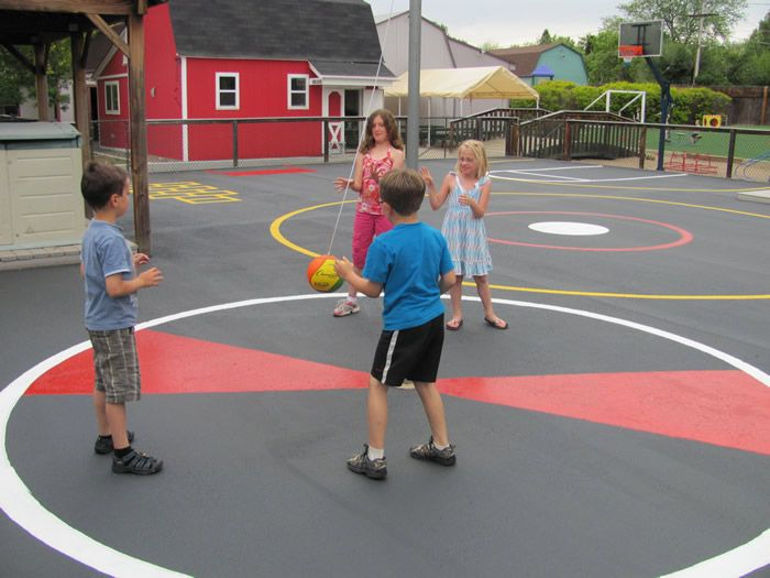 Picture Tour - Blacktop | A Childs Touch... - One of the most unique and progressive childcare environments in the state.