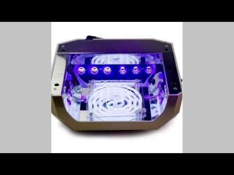 ลดราคา Spint เครื่องอบเล็บ หลอด LED+UV 36W สำห�