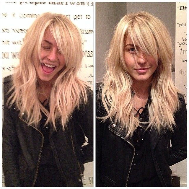 25 trending rocker hair ideas on pinterest rocker hairstyles julianne hough is looking very different these days pmusecretfo Choice Image
