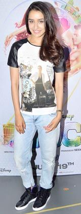 #ShraddhaKapoor promoting her forthcoming movie #ABCD2
