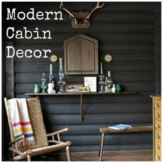 19 Log Cabin Home Décor Ideas: Best 25+ Modern Cabin Decor Ideas On Pinterest
