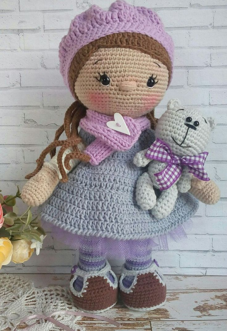 393 Best Images About Amigurumi On Pinterest Free
