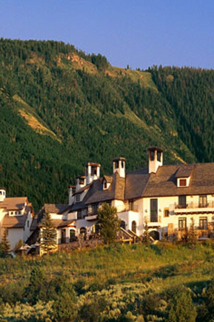 The Lodge & Spa at Cordillera - Edwards, Colorado - Draped across the top of the Rockies, Cordillera has remarkable views of Vail Valley.
