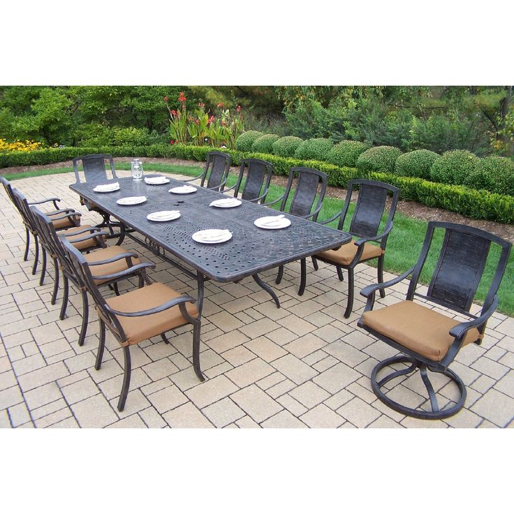46 best patio furniture images on Pinterest