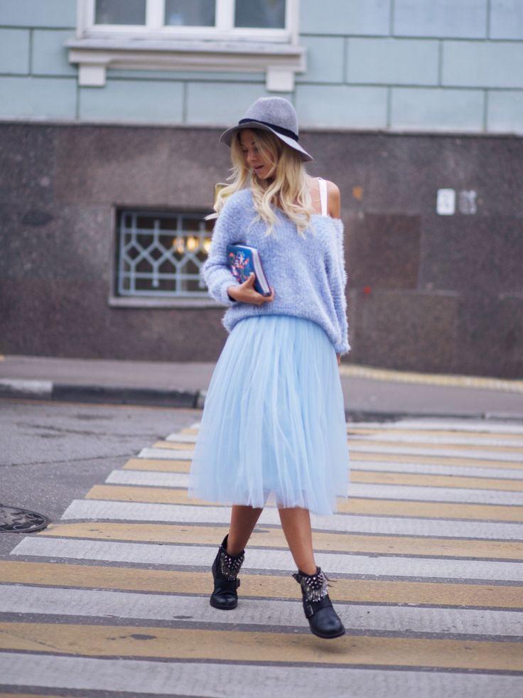 С чем носить юбку-пачку :: JustLady.ru - территория женских разговоров