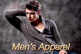 Good looking men's wholesale clothing
