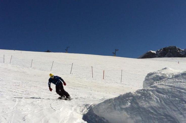 Snowboard Parnassos
