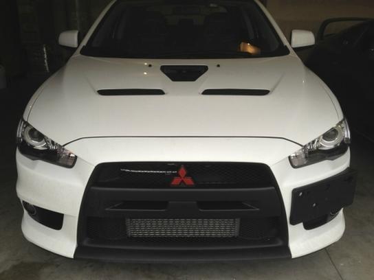 Cars for Sale: 2014 Mitsubishi Lancer Evolution GSR in Redmond, OR 97756