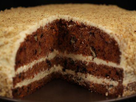 Tort de morcovi - Tort de morcovi