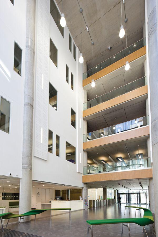 The David Hockney Building, Bradford College