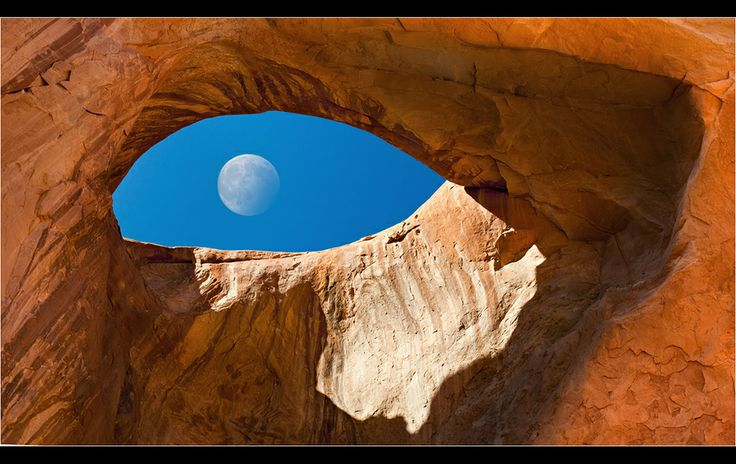 """All-Seeing Eye (Monument Valley, USA)"" by Yury Pustovoy"