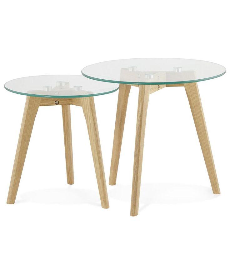 17 meilleures id es propos de tables gigognes sur for Table gigogne scandinave