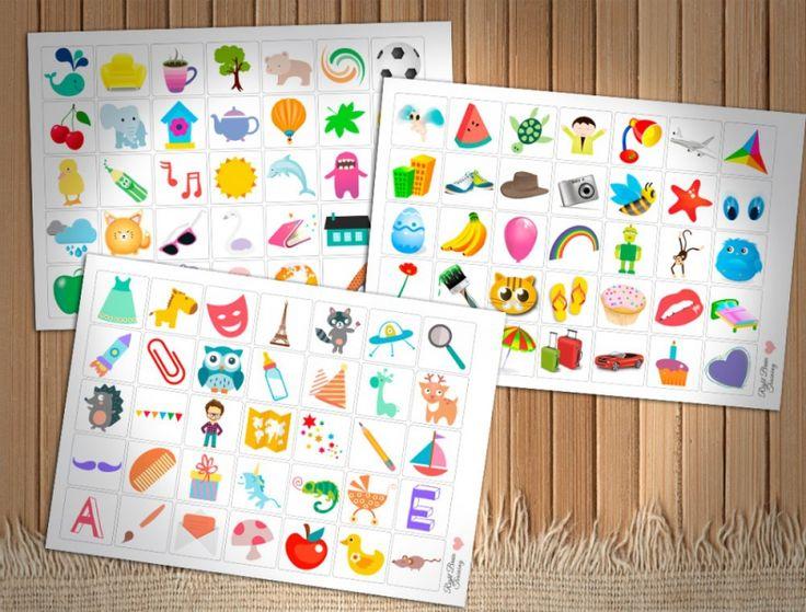 455 флеш-карточек и более 20 игр с ними - Занятия для раннего развития детей RightBrain.Training