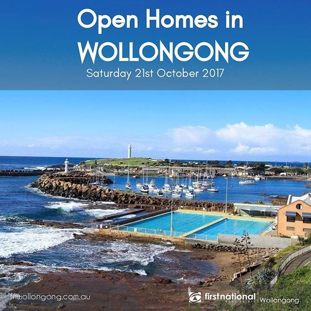 Open Homes in Wollongong  Saturday 21st October 2017    These ready to move into cosy homes are open for viewing tomorrow - Everyone is welcome! 🏚️🏚️ Check link in our bio  #IllawarraProperties #WeLoveTheGong #househunting #newhome #firstnationalwollongong #fnre #ruralstyle #likeforlike #likeforlikealways #beautifulhome