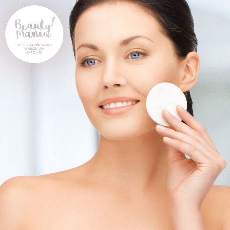Jak ważny jest demakijaż twarzy dla Twojej skóry? Odkryj tajemnice pielęgnacji podczas wykładów specjalistów z warszawskiej Wyższej Szkoły Inżynierii i Zdrowia. 24 i 25 czerwca w hali Expo XXI  #beautymania #beautyschool #beauty #skin #care #cosmetics #happyskin #porady #happy # WSIIZ #beautyclinic