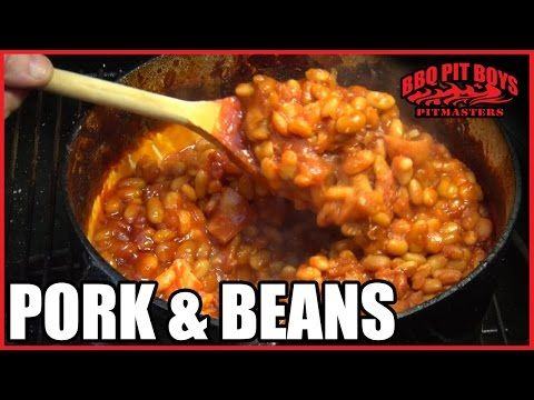 Barbecue Baked Beans Recipe by the BBQ Pit Boys - YouTube