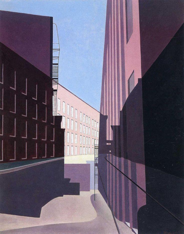 ART NOWA: Charles Sheeler