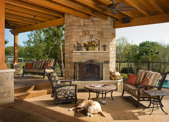 More People Are Increasing Their Area To Entertain At Home By Creating An Outdoor  Living Space