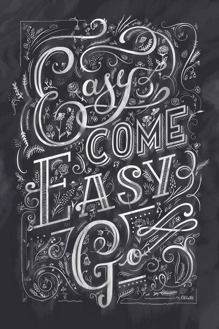 Typography inspiration | #965 http://www.creativeboysclub.com/wall/creative                                                                                                                                                                                 More