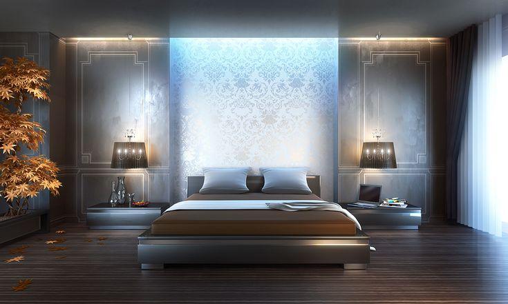 Neo Baroque Bedroom Camera01 by x3studios | 3D | CGSociety