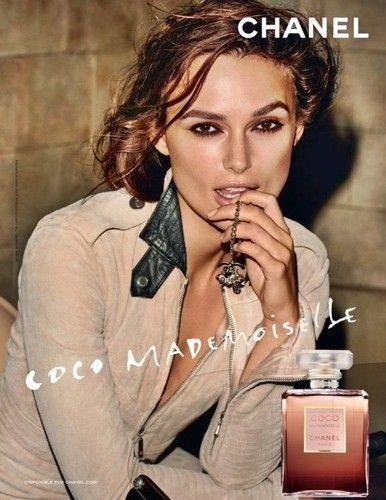 Chanel - Campanha do perfume Coco Mademoiselle
