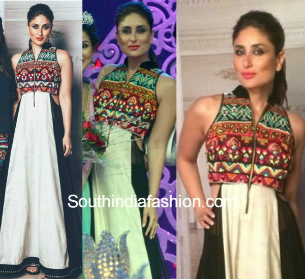 kareena kapoor at miss ethnic event 2016 - South India Fashion