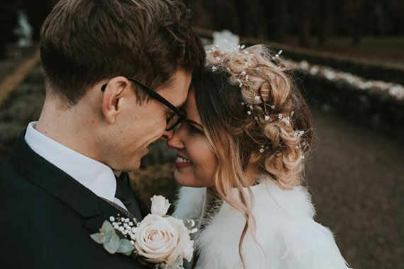 1000 Ideas About Wedding Hairstyles On Pinterest: 1000+ Ideas About Babys Breath Hair On Pinterest